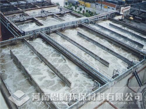 恩腾环保——絮凝剂用于广东湛江中型污水处理厂