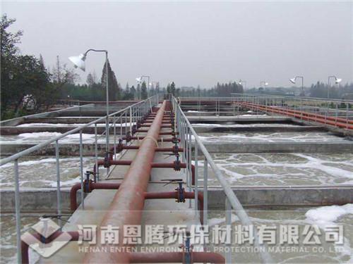 恩腾环保——聚万博官网manbetx客户端PAM用于陕西西安污水处理厂
